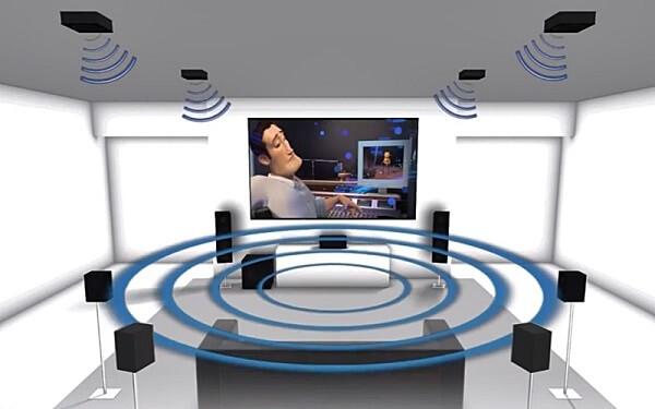 Cách tạo ra hệ thống âm thanh vòm