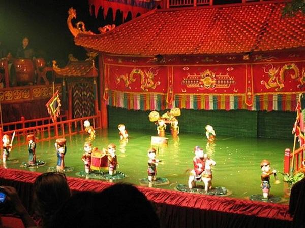 Cơ sở xã hội hình thành múa rối nước Việt Nam