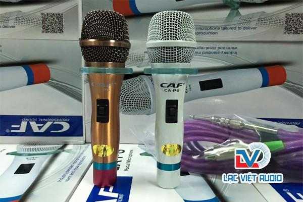Micro có dây CAF CA P6