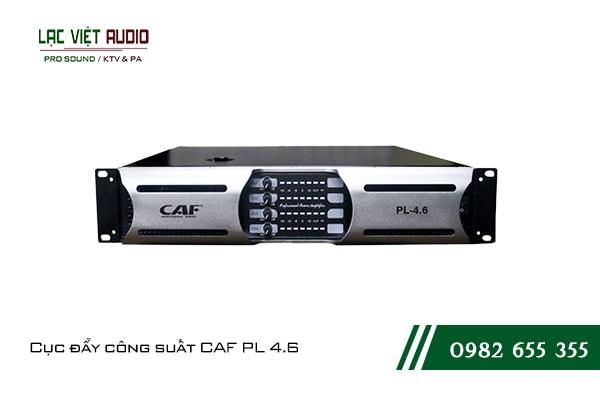 Giới thiệu về thiết bị Cục đẩy công suất CAF PL 4.6