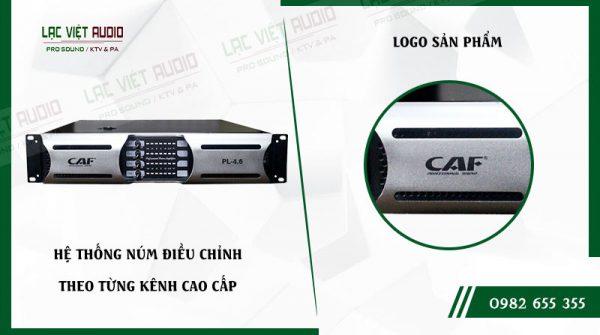 Thiết kế bên ngoài của sản phẩm Cục đẩy công suất CAF PL 4.6