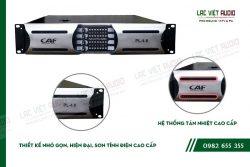 Một số đặc điểm nổi bật của sản phẩm Cục đẩy công suất CAF PL 4.6
