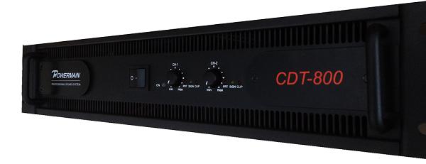 Transistor công suất của Toshiba cung cấp cho CDT 800 khả năng hoạt động ổn định trong thời gian dài