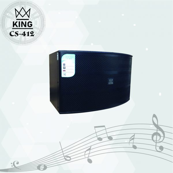 loa karaoke King CS-412