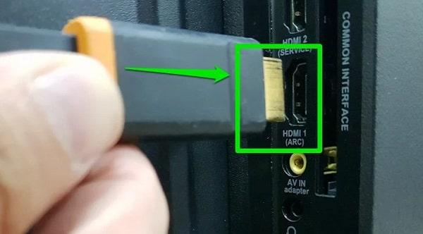 Cách kết nối tivi với amply qua cổng HDMI