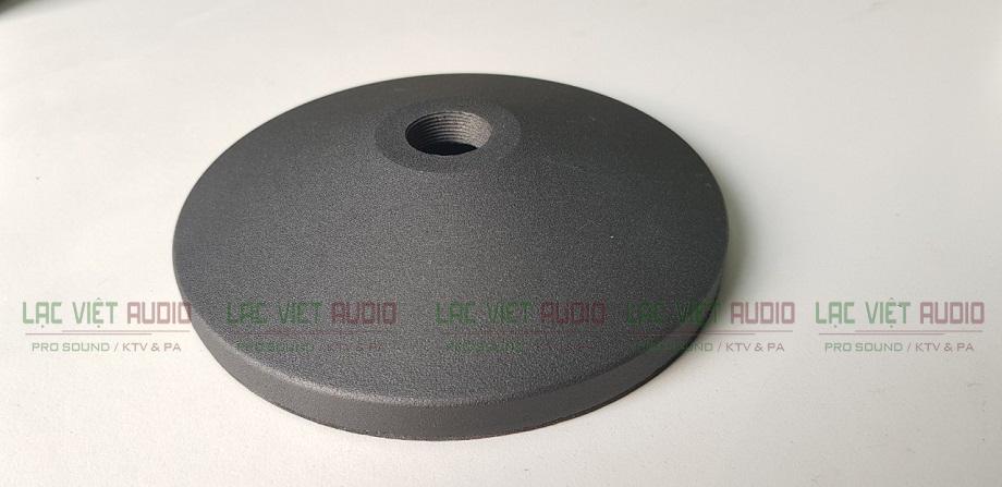 Chân đế micro để bàn làm bằng kim loại rất nặng