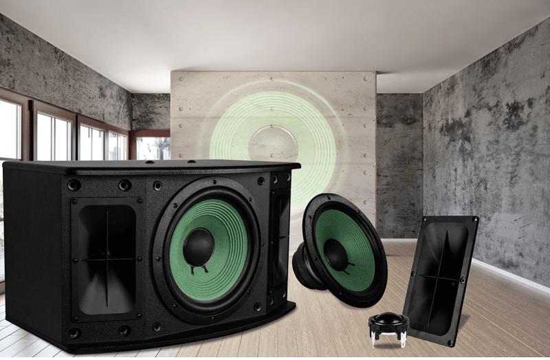 Mua loa paramax chất lượng cao tại Lạc Việt Audio