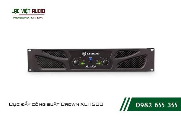 Cục đẩy Crown XLI 1500 nhập khẩu chính hãng