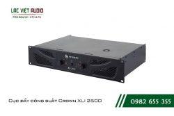 Giới thiệu cục đẩy công suất Crown XLI 2500