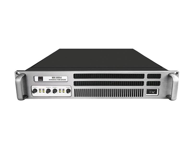 KING MX-8004 phiên bản mặt trắng tinh tế và mạnh mẽ