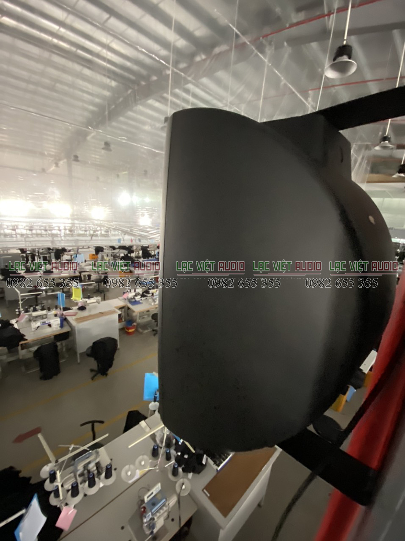 Dự án sử dụng loa treo tường DB CS 506 chất lượng cao