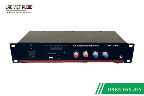 Amply DB LP-40F dùng cho loa nén