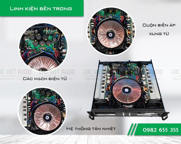Cục đẩy DB TK 1600S cấu tạo bên trong
