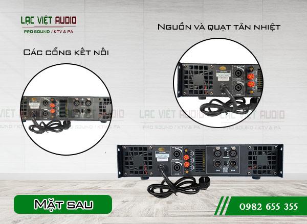 Cục đẩy DB TK 1600S mặt sau