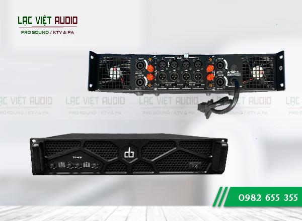 Cục đẩy công suất DB TK 4850 thiết kế bắt mắt