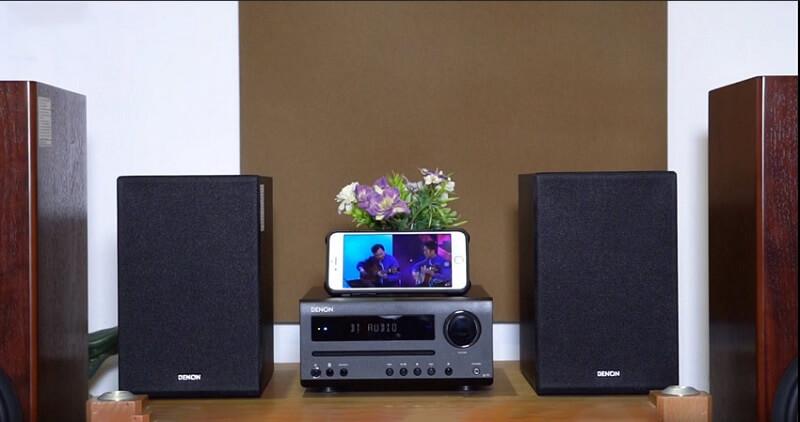 Dàn âm thanh mini Denon DT-1