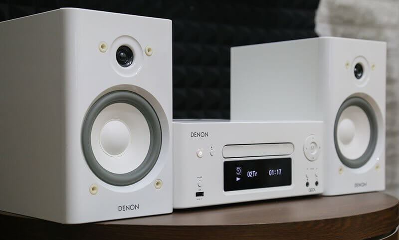 Dàn âm thanh mini Denon N8