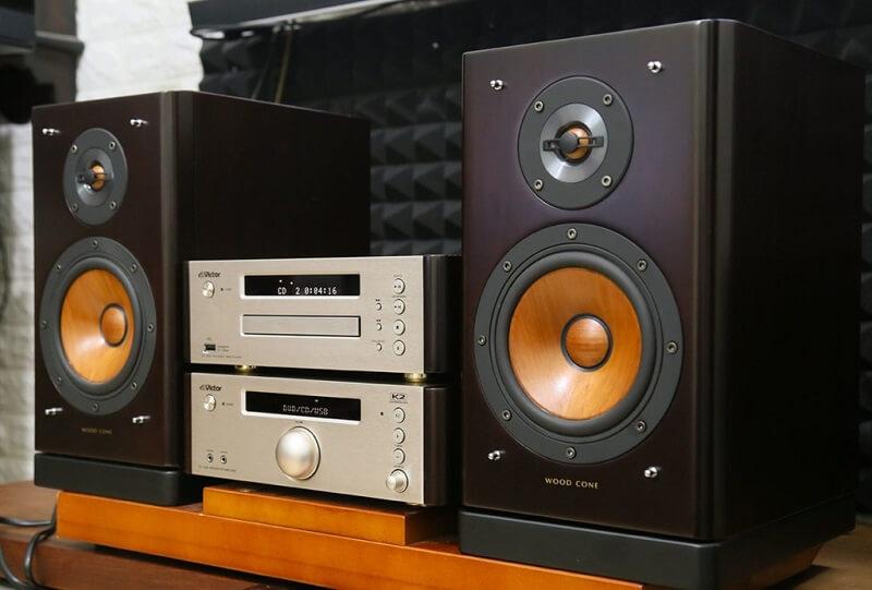 Dàn âm thanh mini Hi-End của Victor A250