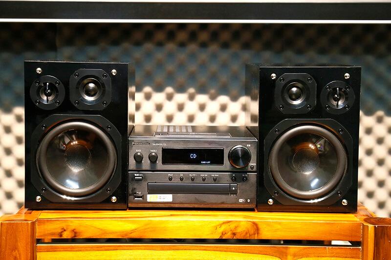 Dàn âm thanh mini Panasonic SA-PMX9