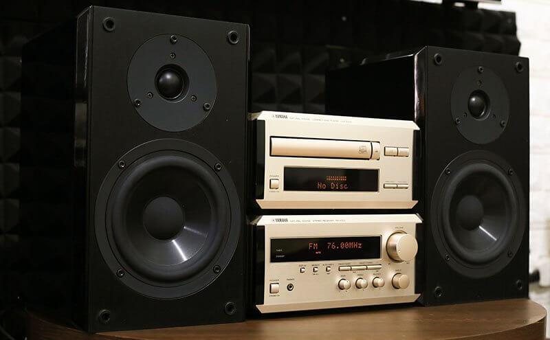Dàn âm thanh mini Yamaha MBR4