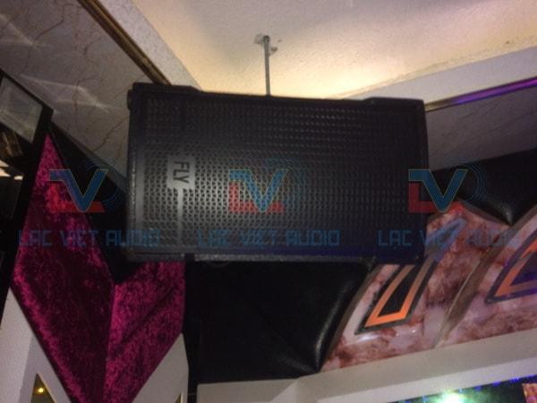 Loa fly KR1201 phù hợp cho 1 dàn karaoke chuyên nghiệp