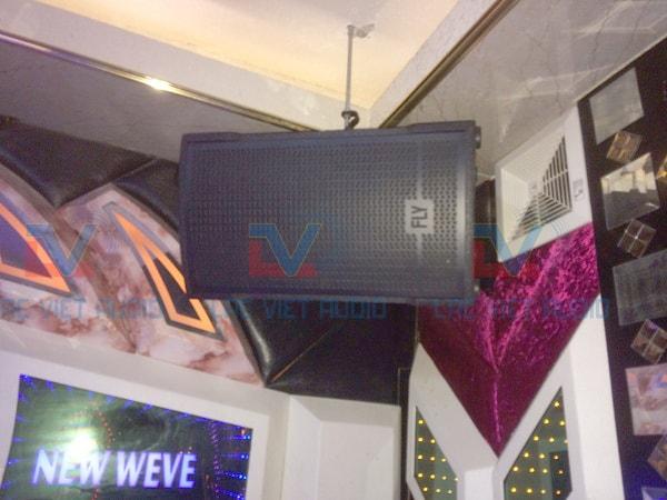 Loa karaoke FLY KR1201 chuyên nghiệp