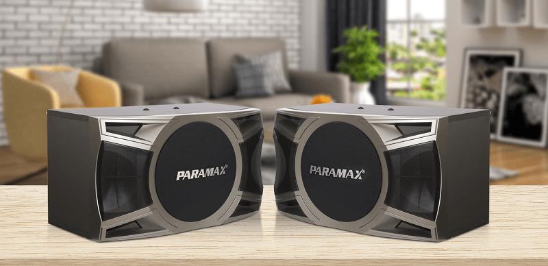 Đánh giá loa Paramax về độ bền