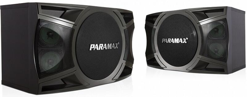 Đánh giá loa paramax về thiết kế bên ngoài