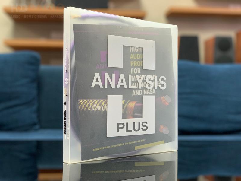 Fullbox 1 bộ dây loa analysis plus tại Lạc Việt Audio
