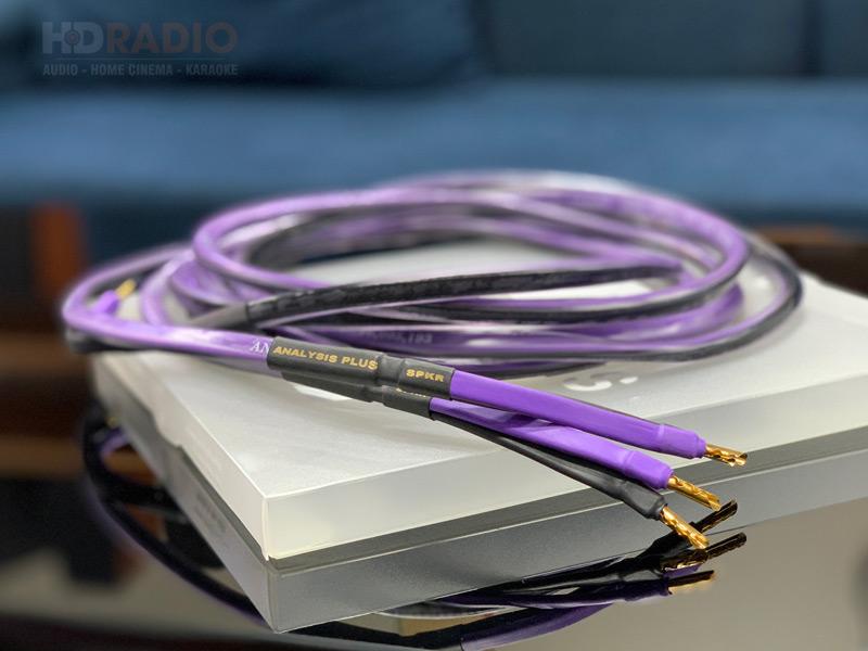 Dây loa analysis plus chất lượng cao, giá tốt nhất chỉ có tại Lạc Việt Audio