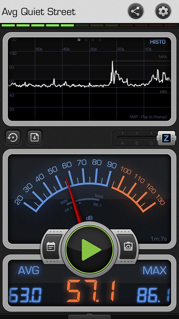 Decibel X rất hiệu quả trong căn chỉnh âm thanh