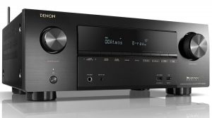 Amply cổng optical Denon AVR X2500 HBKE2