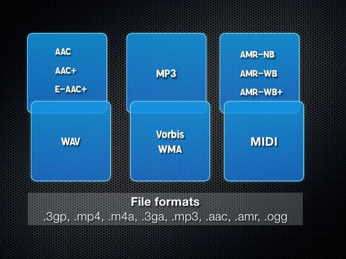 Định dạng âm thanh AAC+