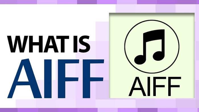 Định dạng âm thanh AIFF
