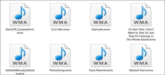 Định dạng âm thanh WMA