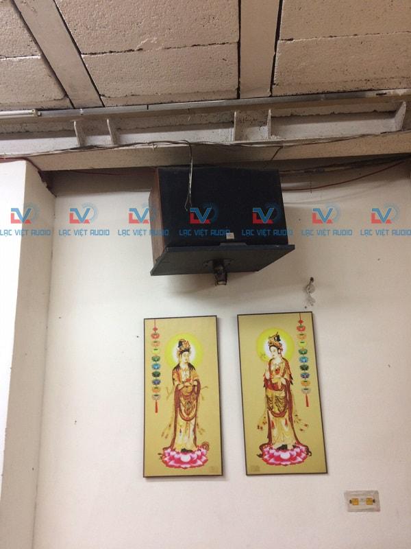Với 2 cặp loa này là đủ cho căn phòng 100m2 dùng thoải mái