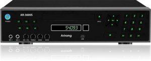 Hướng dẫn sử dụng Đầu karaoke Arirang AR 36000S