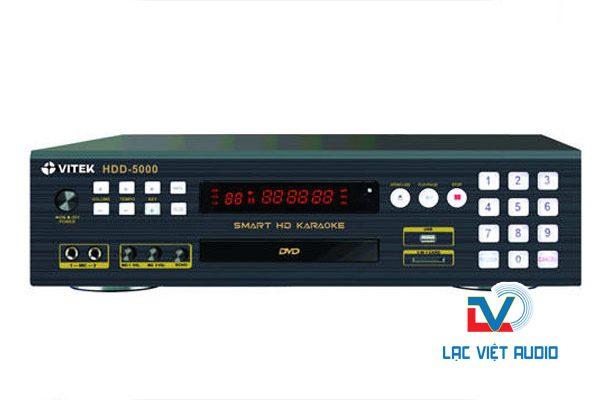 Đầu karaoke Vitek HDD 5000