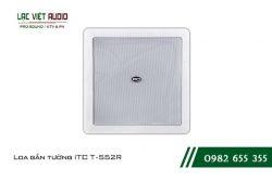 Giới thiệu về sản phẩm Loa gắn tường ITC T552R