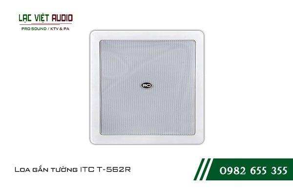 Giới thiệu về sản phẩm Loa gắn tường ITC T562R