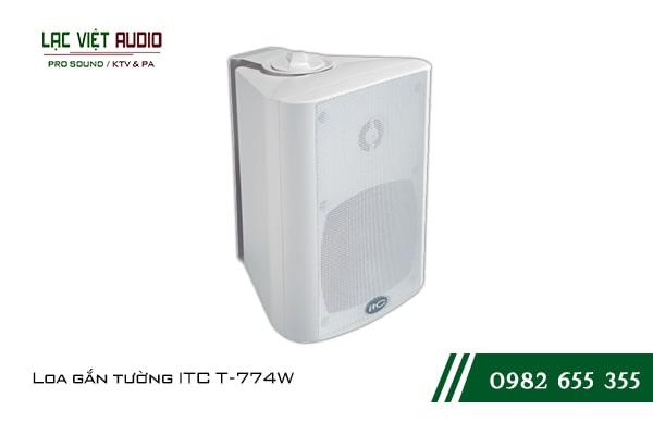 Giới thiệu sản phẩm Loa gắn tường ITC T774W