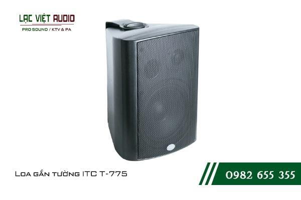 Giới thiệu sản phẩm Loa gắn tường ITC T775