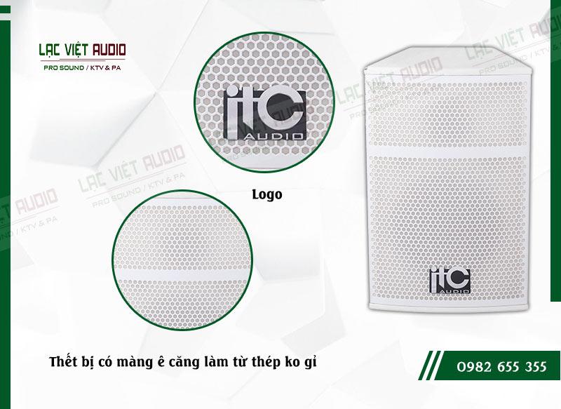 Thiết kế bên ngoài của sản phẩm Loa sân khấu ITC TS8W