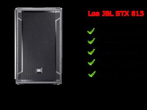 Loa hội trường JBL STX 815 chất lượng vượt trội