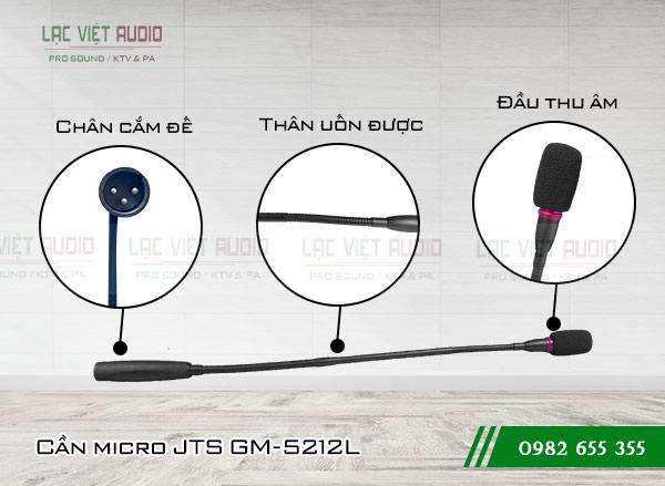 Micro TS-GM-5212L cấu tạo