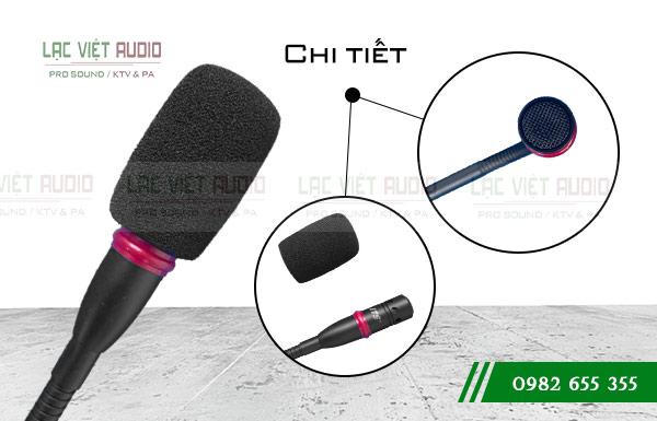 Micro TS-GM-5212L thu âm cực chuẩn