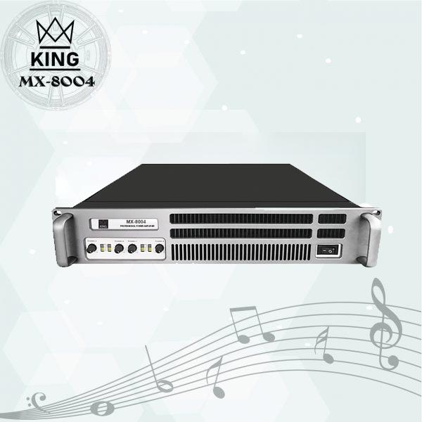 KING MX-8004 phiên bản mới chuyên nghiệp tuy giá có cao hơn phiên bản cũ 1 chút