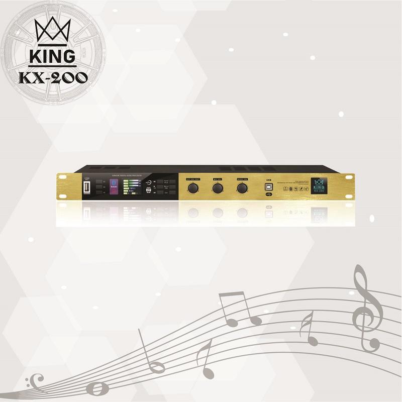 Vang số cao cấp King KX200