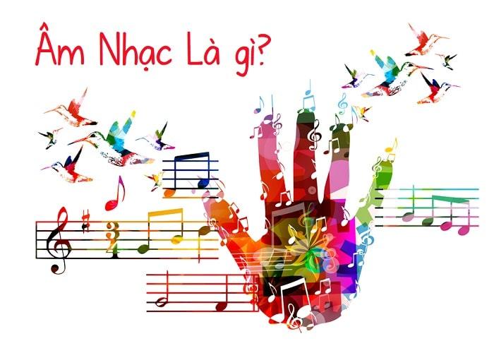Âm nhạc thực chất là một bộ môn nghệ thuật được biểu diễn bằng âm thanh