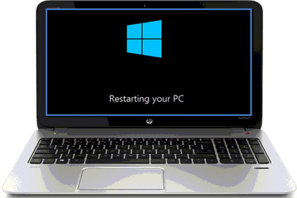 Cách khởi động lại máy tính đơn giản nhất